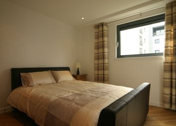 Thumbnail 2 bed flat to rent in Glasgow Harbour T, Partick, Glasgow