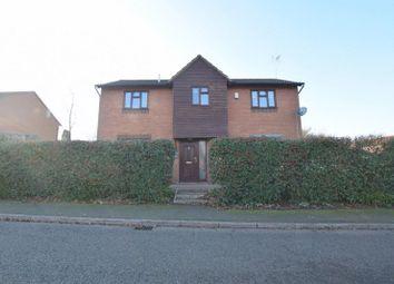 Thumbnail 4 bedroom detached house for sale in Hampton, Great Holm, Milton Keynes