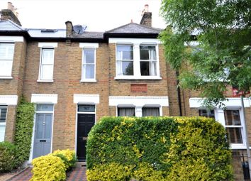 Thumbnail 2 bed terraced house for sale in Florence Road, London