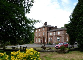 Thumbnail Hotel/guest house for sale in Kirkconnell Hall Hotel, Ecclefechan, Dumfriesshire