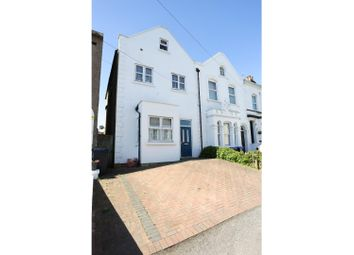 Thumbnail 4 bed semi-detached house for sale in Vale Road, Ramsgate