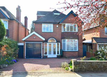 Thumbnail 4 bed detached house for sale in Moor Green Lane, Moseley, Birmingham