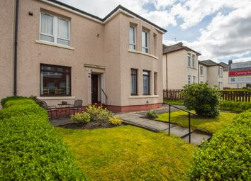 Thumbnail 3 bedroom flat for sale in Broadlie Drive, Glasgow