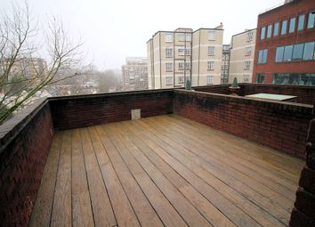 Thumbnail 2 bed flat to rent in Napier Place, West Kensington