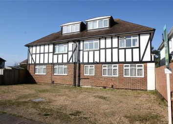 Thumbnail 1 bed flat for sale in Anscombe Close, Worthing, West Sussex