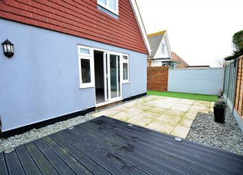 Thumbnail 3 bed detached house to rent in Wellington Road, Peacehaven