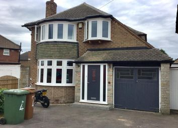 Thumbnail 3 bed detached house to rent in Lowlands Avenue, Streetly, Sutton Coldfield