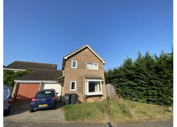 Thumbnail 3 bed link-detached house for sale in Osprey Road, Biggleswade