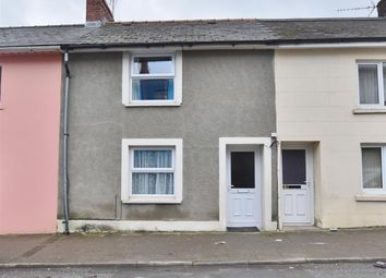 2 bed terraced house for sale in Barn Street, Haverfordwest SA61
