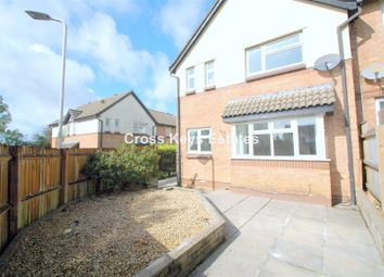 Thumbnail 2 bed terraced house for sale in Orchard Close, Plympton, Plymouth