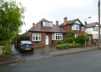 Thumbnail 3 bed detached bungalow for sale in Highfield Road, Nuthall, Nottingham