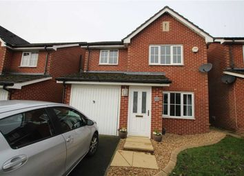 Thumbnail 3 bed detached house for sale in Redwood Close, Darcy Lever, Bolton