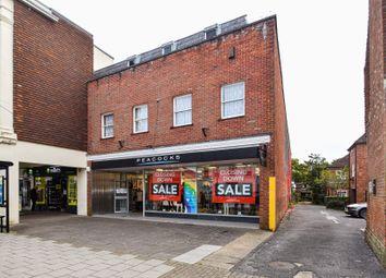 Thumbnail Retail premises to let in 52d High Street, Lymington