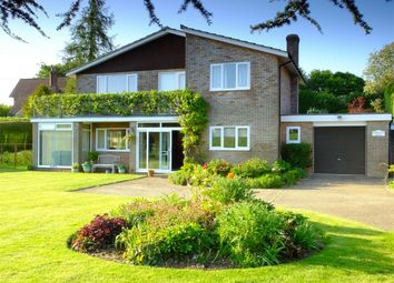 Thumbnail 4 bed detached house for sale in Ropley, Alresford, Hampshire