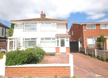 Thumbnail 2 bedroom semi-detached house to rent in Sunningdale Avenue, Blackpool, Lancashire
