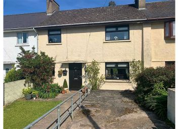 Thumbnail 3 bed terraced house for sale in Ypres Park, Newtownabbey