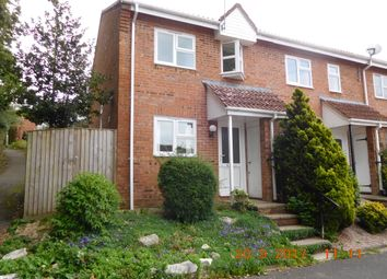 Thumbnail 2 bedroom end terrace house to rent in Brand Road, Honiton
