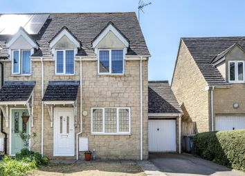 Thumbnail 3 bed semi-detached house to rent in Coxmoor, Kingham