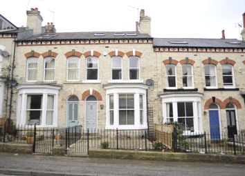 Thumbnail 4 bed terraced house to rent in Harlow Terrace, Harrogate