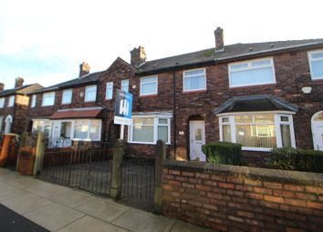 Thumbnail 3 bed terraced house for sale in Manley Road, Huyton, Liverpool, Merseyside