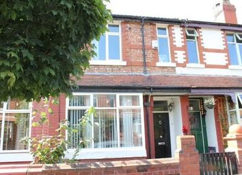 Thumbnail 3 bed terraced house to rent in Ansdell Avenue, Chorlton Cum Hardy, Manchester