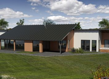 Thumbnail 4 bed detached house for sale in Lentran, Inverness