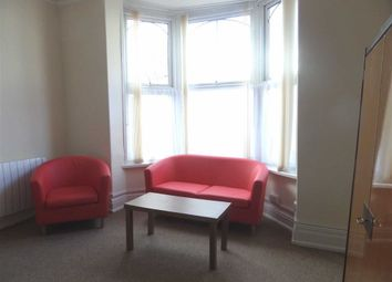 Thumbnail 1 bed flat to rent in Elm Tree Avenue, Aberystwyth