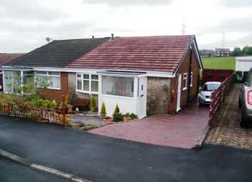 Thumbnail 2 bed semi-detached bungalow for sale in Broadhill Road, Stalybridge