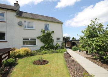 Thumbnail 3 bed semi-detached house for sale in Lawrence Road, Craigellachie, Aberlour