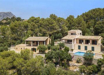 Thumbnail 7 bed country house for sale in Sa Mola Gran, Galilea, Mallorca, Spain