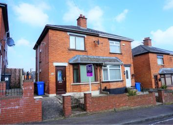 Thumbnail 3 bedroom semi-detached house for sale in Serpentine Gardens, Newtownabbey