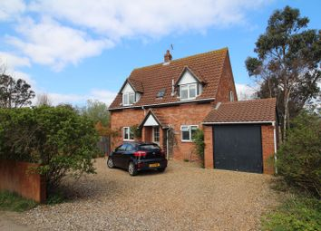 Thumbnail 3 bed detached house for sale in Broadwater Road, Holme Next The Sea, Hunstanton