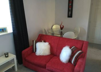 Thumbnail 1 bed flat to rent in Millersdale Court, Shirebrook, Glossop