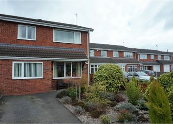 Thumbnail 3 bed semi-detached house for sale in Templars Way, Stafford