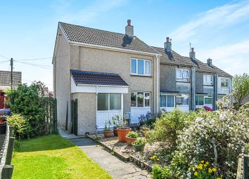 Thumbnail 2 bed end terrace house for sale in Grougar Road, Crookedholm, Kilmarnock