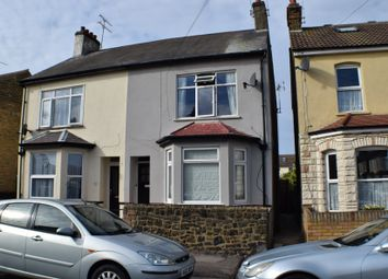 Thumbnail 1 bed flat for sale in 179 West Road, Shoeburyness, Southend-On-Sea, Essex