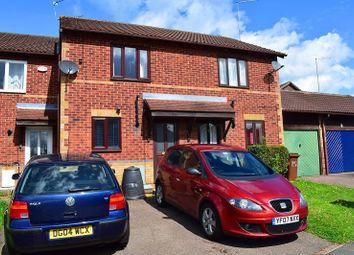 Thumbnail 2 bedroom semi-detached house to rent in Belton Close, East Hunsbury, Northampton
