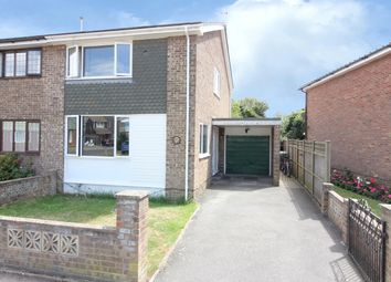 Thumbnail 2 bed semi-detached house for sale in Kingfisher Avenue, Hythe, Kent