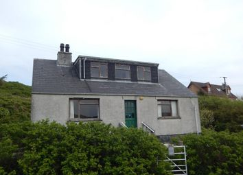 Thumbnail 4 bedroom detached house for sale in Garrygall, Castlebay, Isle Of Barra