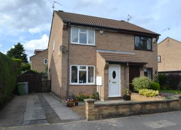 Thumbnail 2 bed semi-detached house to rent in Broome Close, Balderton, Newark
