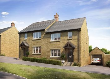 """Thumbnail 3 bed property for sale in """"The Hartley"""" at Oxford Road, Bodicote, Banbury"""