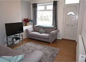 Thumbnail 3 bed terraced house for sale in High Street, Tibshelf, Alfreton