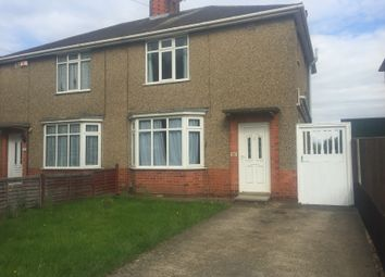 Thumbnail 1 bed flat to rent in Eastfield Road, Wellingborough