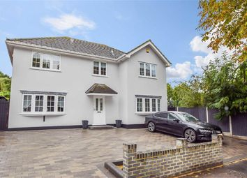 Thumbnail 4 bed detached house for sale in Mountdale Gardens, Leigh-On-Sea, Essex