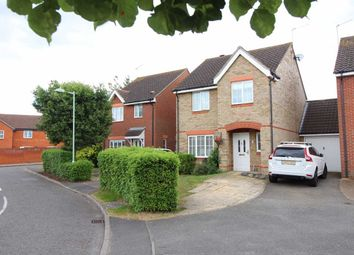 Thumbnail 3 bedroom link-detached house for sale in Burnet Close, Pinewood, Ipswich