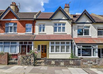 Thumbnail 3 bed terraced house for sale in Wenham Drive, Westcliff-On-Sea, Essex