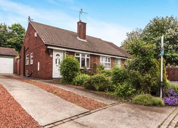 Thumbnail 2 bed bungalow for sale in Aldwin Close, Chilton, Ferryhill