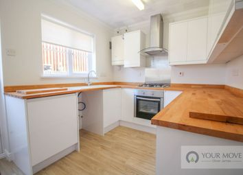 Thumbnail 3 bed bungalow for sale in Rowan Way, Worlingham, Beccles