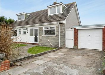 Thumbnail 3 bedroom detached bungalow for sale in Merganser Close, Nottage, Porthcawl