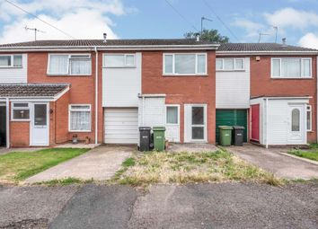 Thumbnail 3 bed terraced house for sale in Blakefield Road, Worcester